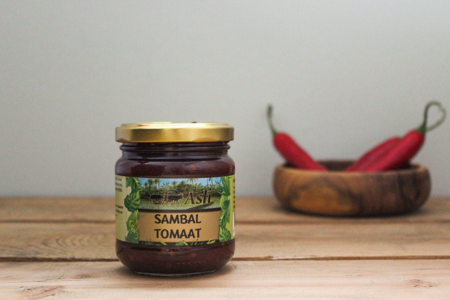 Sambal Tomaat