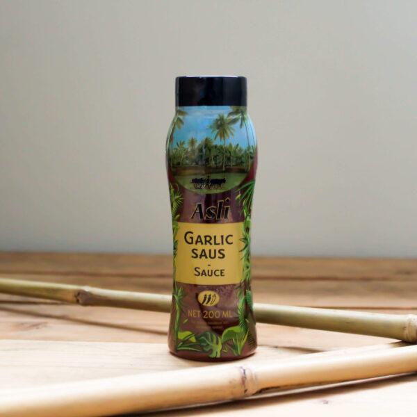 Garlic saus