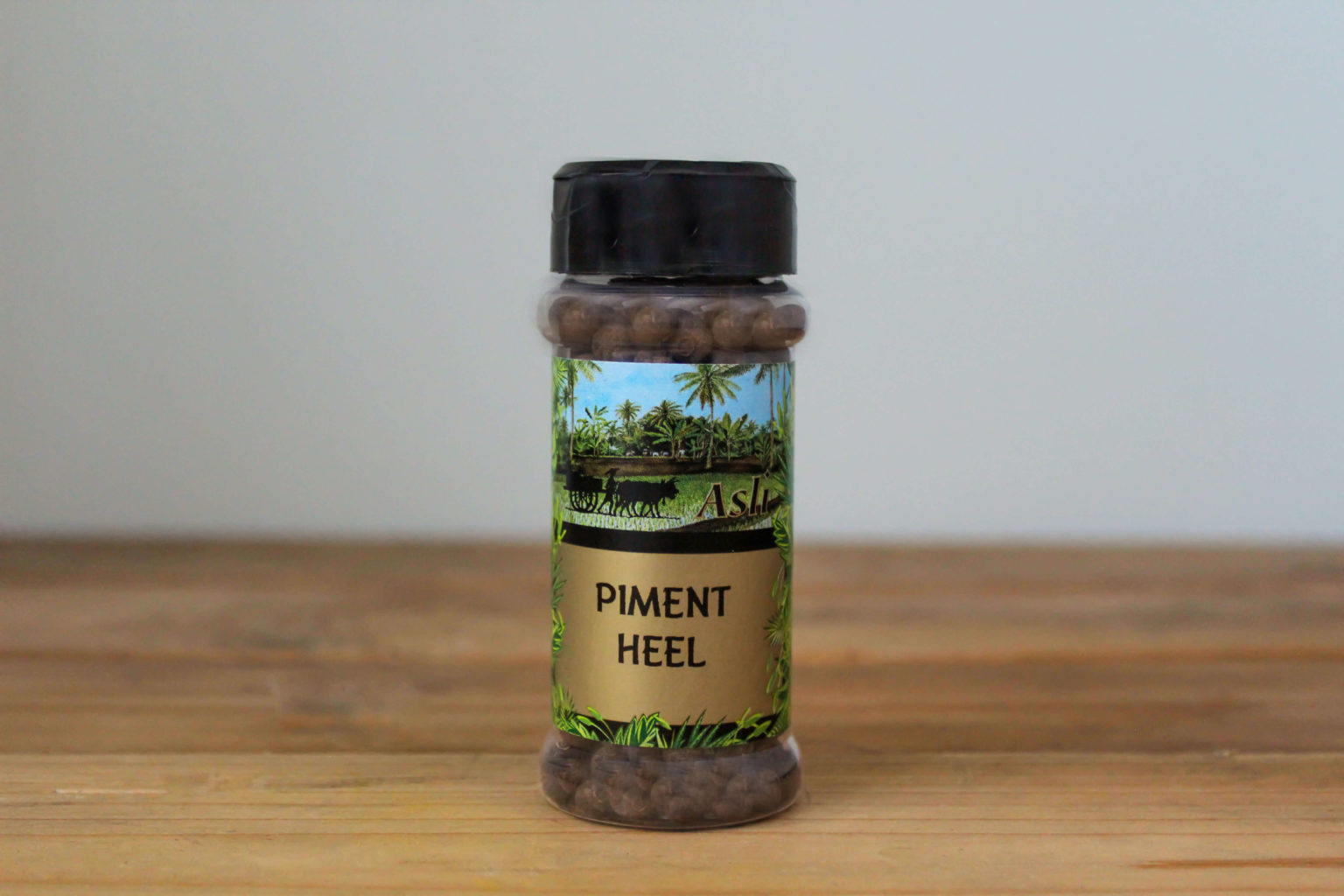 Piment heel